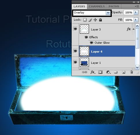 photoshop mode overlay